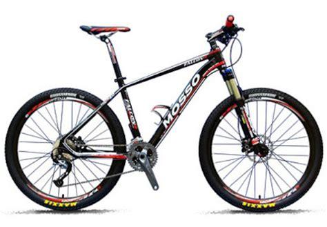 Frame Mosso 2671tb harga dan jual sepeda mtb mosso terbaru 2017 daftar