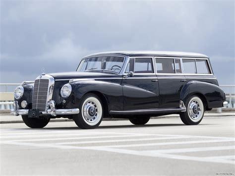 mercedes wagen automotive history outtake 1956 mercedes 300c station