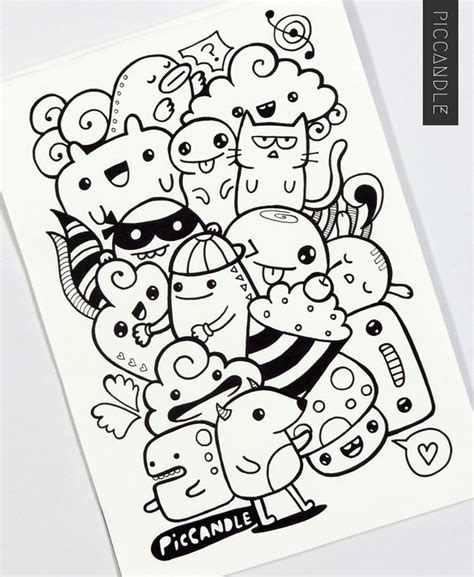 kawaii doodle class sketching tacos sushi clouds flowers monsters cosmetics and more 17 best images about doodle on chibi kawaii