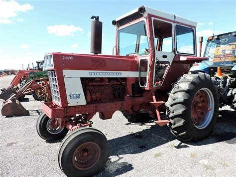 tractorhouse international 966 for sale