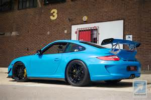 Mexico Blue Porsche Mexico Blue Porsche 997 Gt3 Rs 4 0 New Record Price