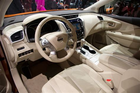 nissan murano interior 2015 nissan murano first look photo gallery motor trend