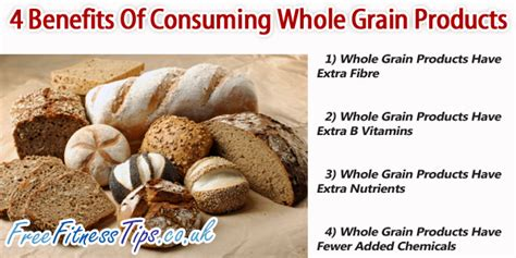 whole grains benefits 4 benefits of consuming whole grain products free