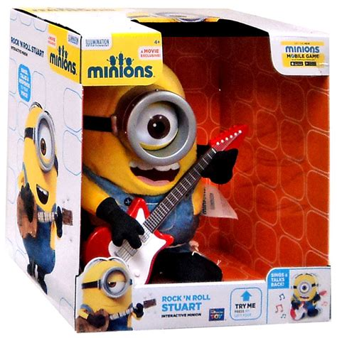 Minion Rock N Roll Stuart Sweater despicable me minions rock n roll stuart