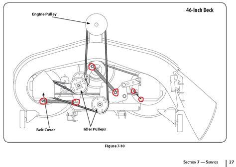 yard machine lawn mower belt diagram yard machine 42 inch mower belt diagram imagine