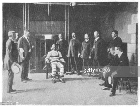 Electric Chair Execution by Electric Chair Stock Photos And Pictures Getty Images