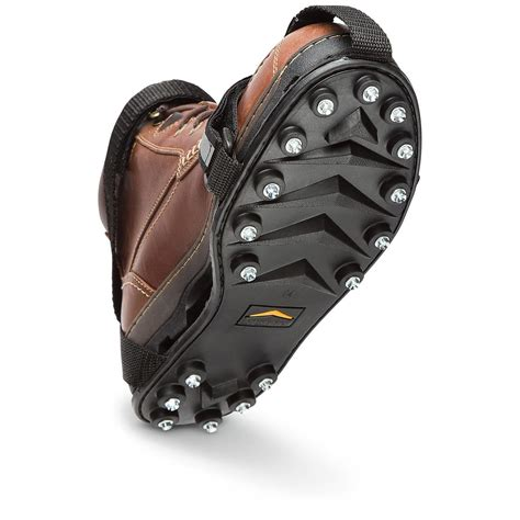 boat shoe cleats stabilicers maxx ice cleats 127960 boot shoe