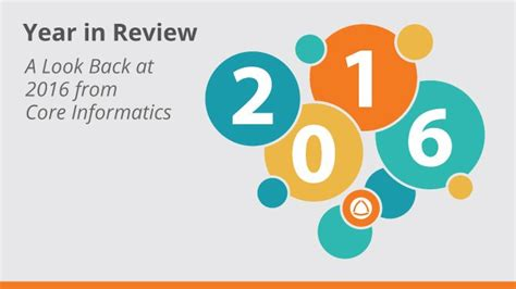 5 new year review 2016 year in review coreinformatics