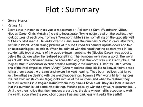 Or Plot Summary Plot