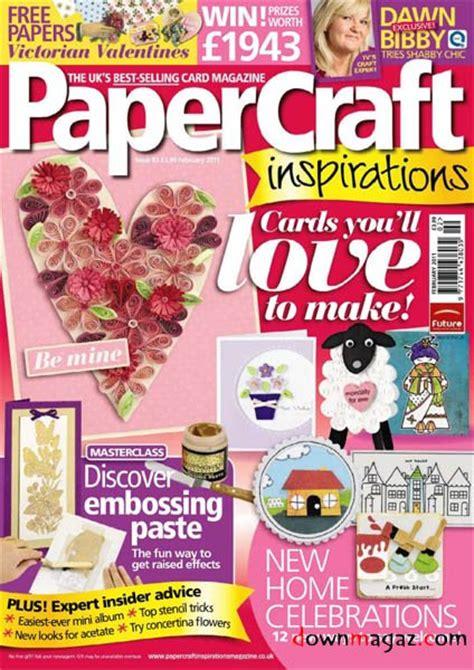 Papercraft Inspirations - papercraft inspirations february 2011 187 pdf