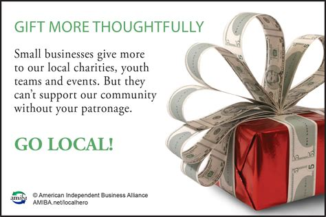 christmas gift advertisement 187 buy local graphics ads and posters