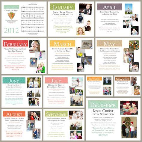 Family Calendar Simply Fresh Designs 2012 Family Calendar Simply Fresh