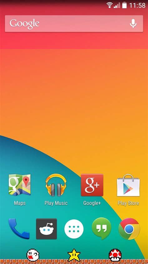 themes color status bar how to theme the navigation status bars on your nexus 5