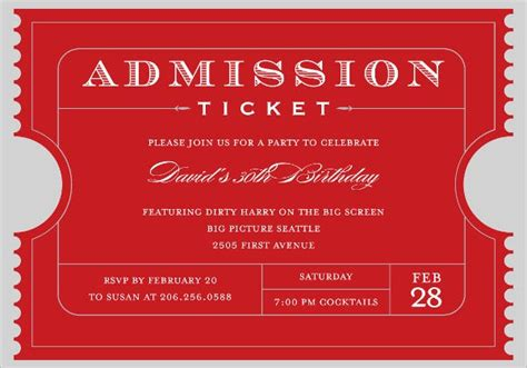 ticket layout templates  psd eps format