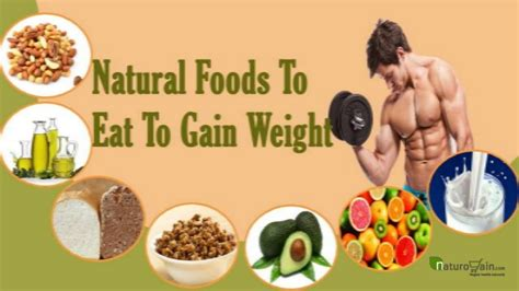 healthy fats help build simple foods to eat to gain weight and build