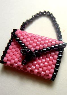 tutorial tas mote miniature pink purse tutorial not in english if find