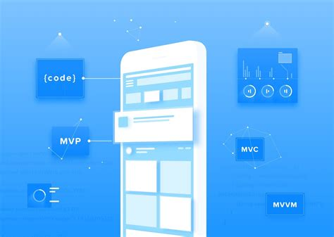 pattern android developer mvp vs mvvm a review of architectural patterns for android