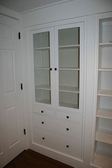 ikea built ins in out hemnes and built ins on pinterest