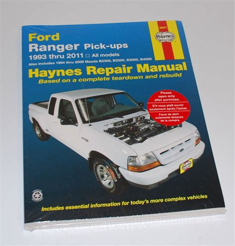 service manual service and repair manuals 1993 ford econoline e250 parental controls service haynes repair manual ford ranger 1993 thru 2005