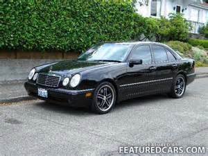 Mercedes E Class 1999 1999 Mercedes E Class Seattle Wa Used Cars For
