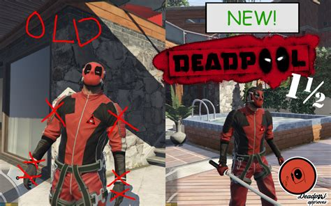 mod gta 5 deadpool the deadpool mod gta5 mods com