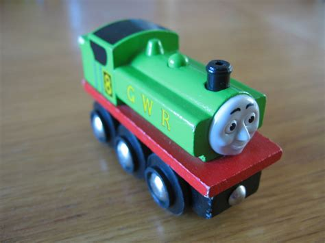 thomas tank brio genuine brio duck wooden train engine rare from thomas the