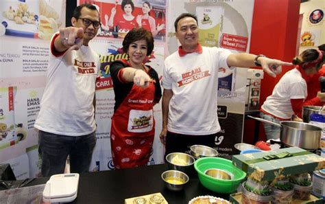 Kreasi Bisnis Kuliner Simulasinya Kreasi Olahan Terigu Ibu Rumah Tangga Dan Usaha Kuliner