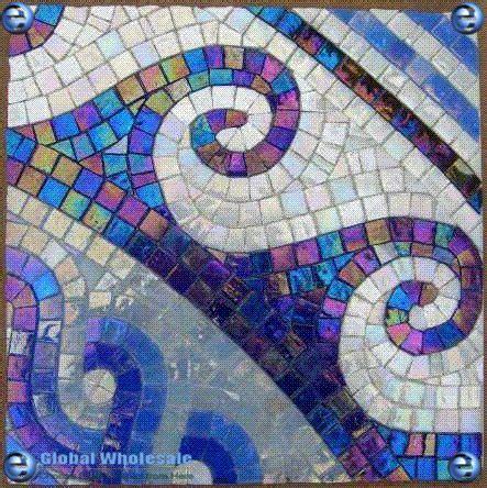 pattern mosaic art mosaic art mosaic patterns pinterest