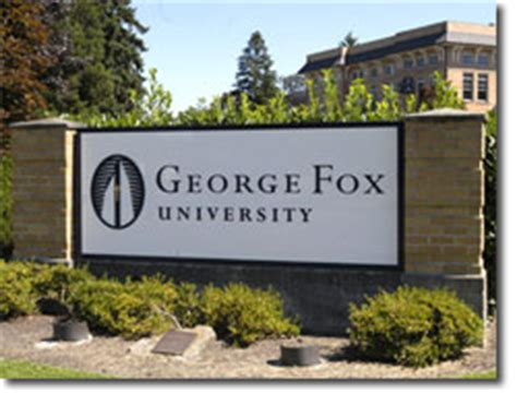 Part Time Mba Portland by August 1 Deadline For George Fox S Part Time Mba