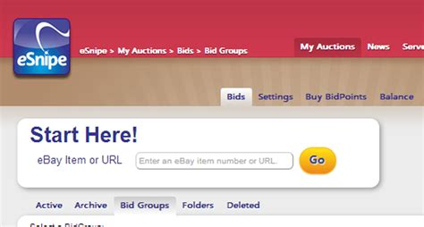 better site than ebay review and details about ebay sniping site esnipe