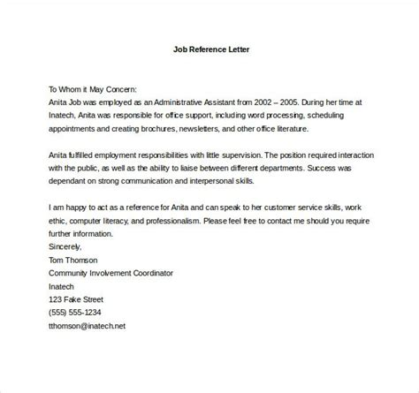 Support Letter For Immigration Uk Work Reference Letter For Immigration Purpose Cover Letter Templates