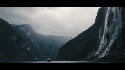 the rugged mountain trails of fjords gearminded