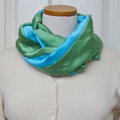 Sewing Pattern For Infinity Scarf | how to sew an by tiedyediva sewing pattern