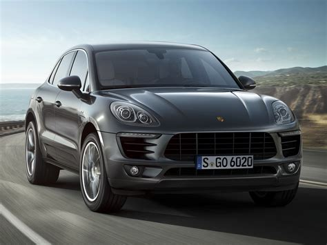 Diesel Porsche Macan by Porsche Macan V6 Diesel Model Coming To America In 2015