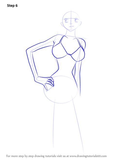learn   draw nami   piece  piece step