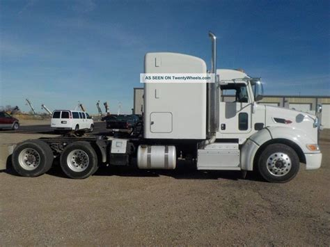 Peterbilt 384 Sleeper by 2013 Peterbilt 384