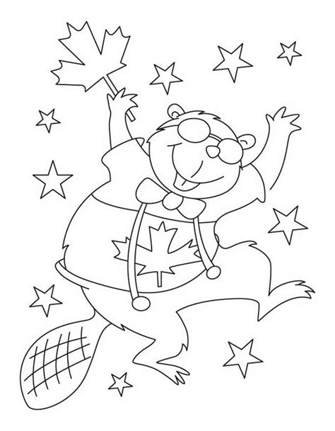printable coloring pages canada day name canda free coloring pages