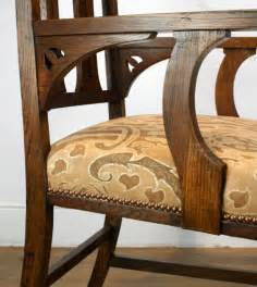 scottish arts and crafts for scottish arts crafts oak chair antiques atlas