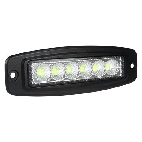 led lights hella 174 valuefit mini 6 quot 18w led light bar