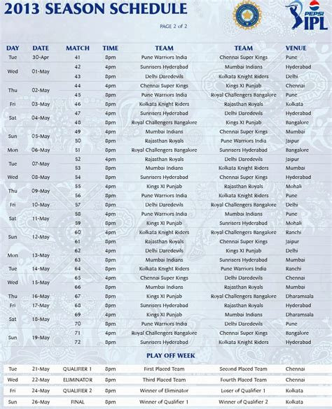 Cricket Calendar 2015 Cricket Schedule Date And Time New Calendar
