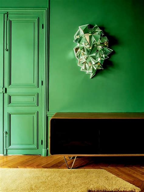color interiors 7 ways to create green color interior design