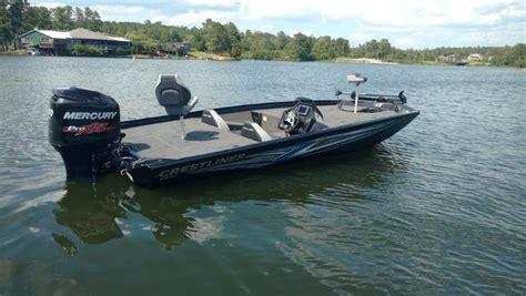 crestliner boats for sale on craigslist crestliner new and used boats for sale in ia
