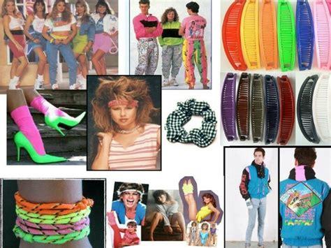 80s Wardrobe by 80s Fashion 80s Fashion Banana