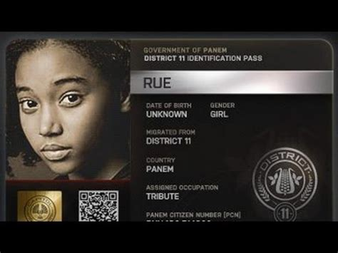 the hunger games rue little prankster the hunger games video fanpop