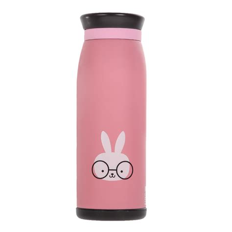 Colourful Thermos Insulated Mik Water Bottle 500ml Ther colourful thermos insulated mik water bottle 500ml pink jakartanotebook