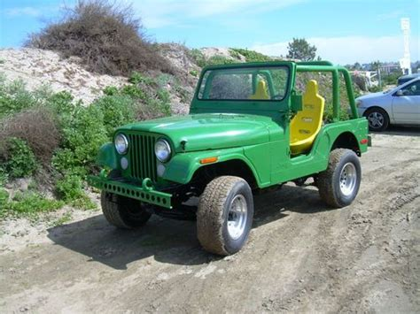Southern Jeep Buy Used 1976 Jeep Cj5 Southern California In San Diego