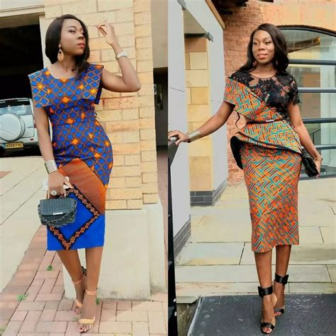 different styles of ankara gownsa best new ankara styles for trendy ladies in 2018