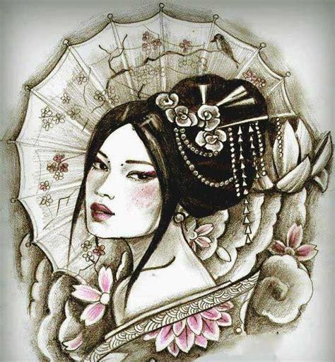 geisha eye tattoo 50 amazing geisha tattoos designs and ideas for men and women