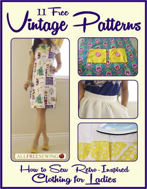 sewing pattern making books free download fashion of the 1950s 41 vintage sewing projects
