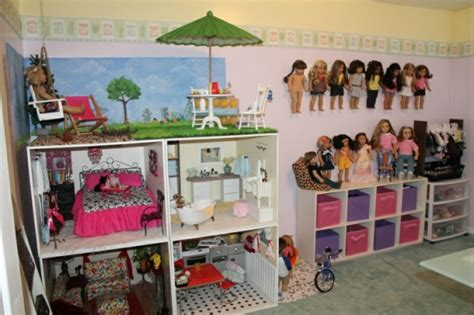 american doll house furniture ideas for decorating diy furniture for american girl dollhouse